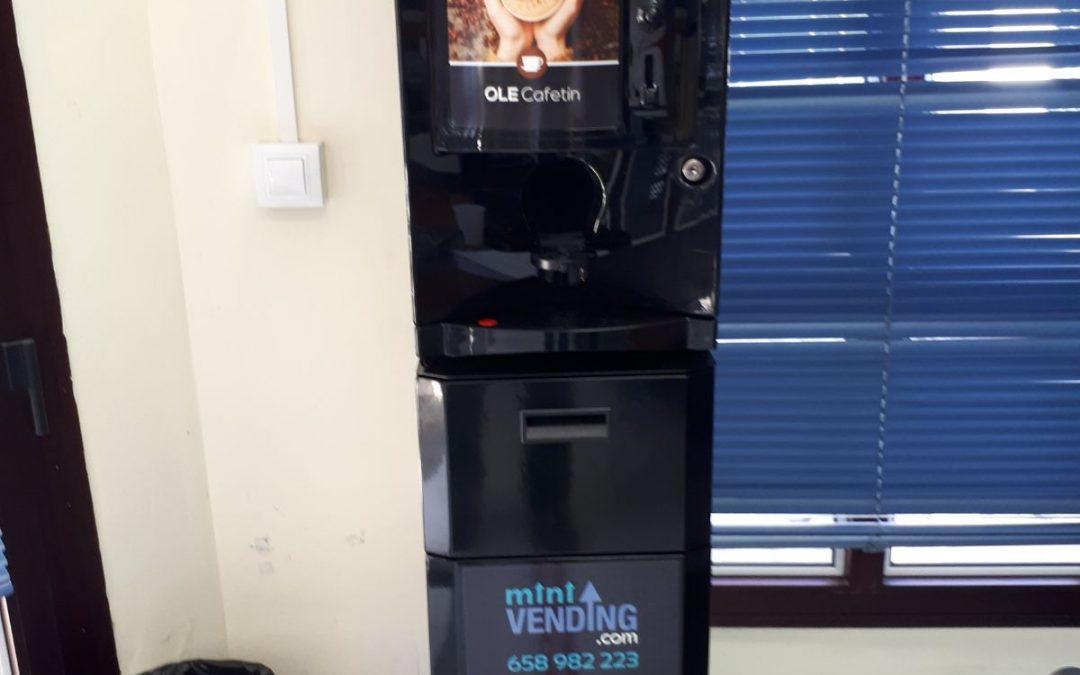 Servicio de Café en Icodemsa